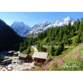Arolla village