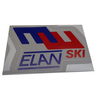 Sticker Elan ski
