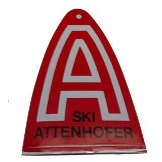 Sticker Attenhofer ski