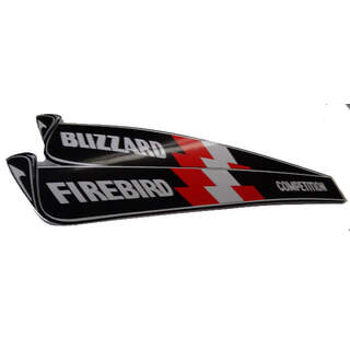 Sticker Firebird Blizzard